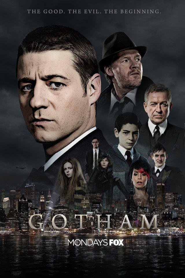 Watch Movie gotham-season-1