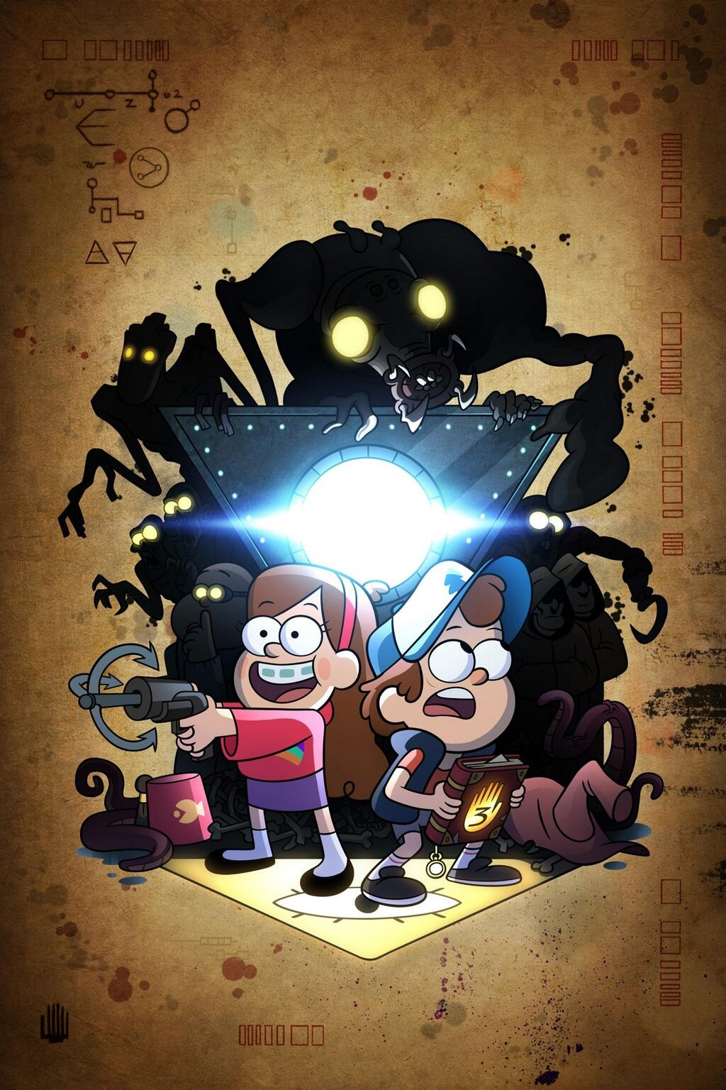Watch Movie gravity-falls-season-2