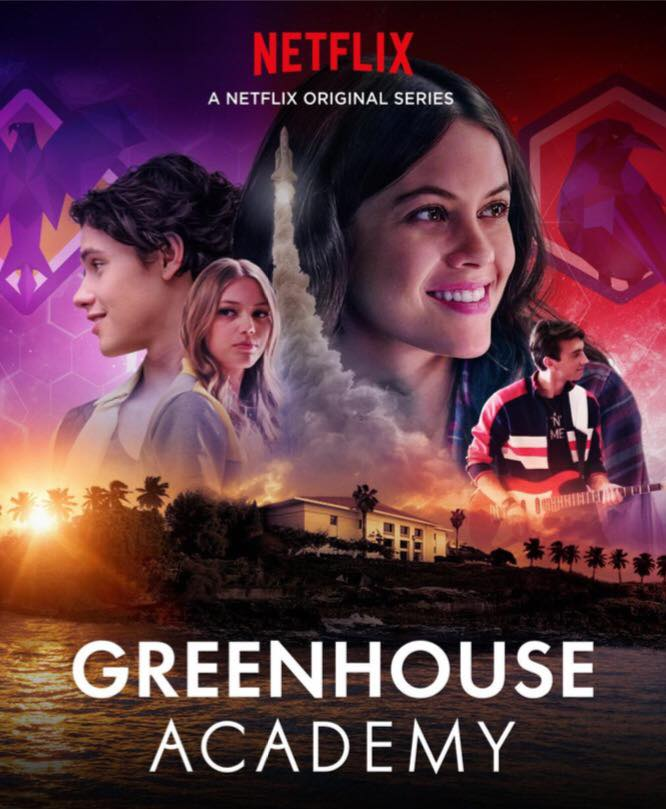 Watch Movie greenhouse-academy-season-4