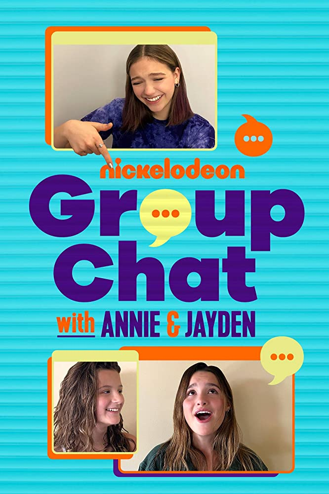Group Chat with Annie and Jayden - Season 1