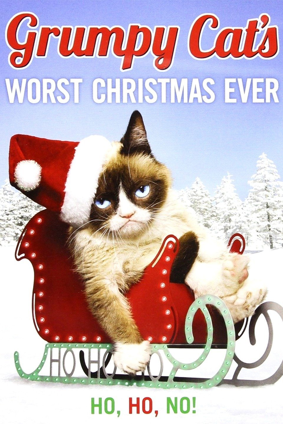 Watch Movie grumpy-cats-worst-christmas-ever