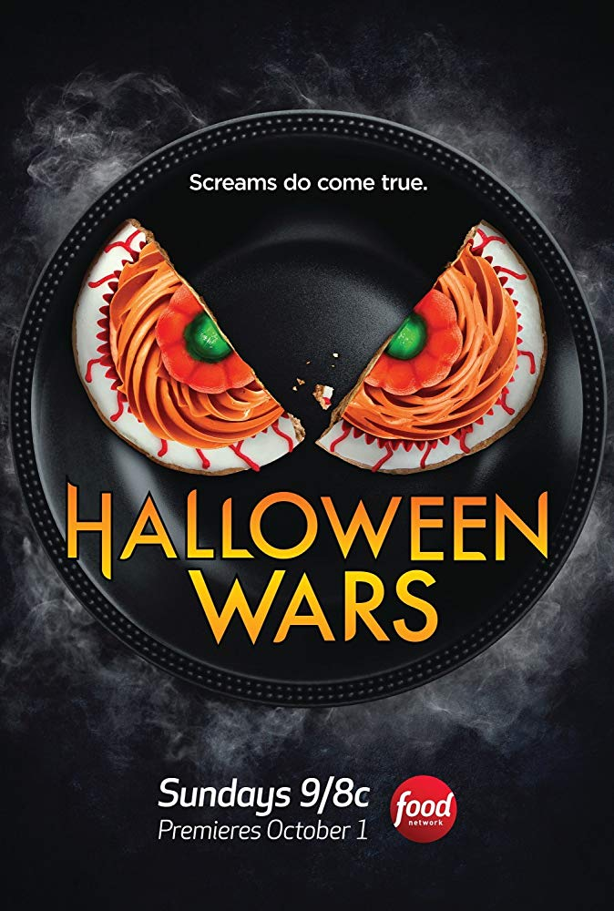 Watch Movie halloween-wars-season-1