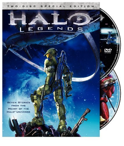 Watch Movie halo-legends