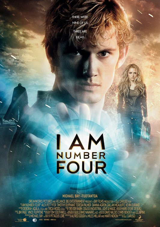Watch Movie i-am-number-four