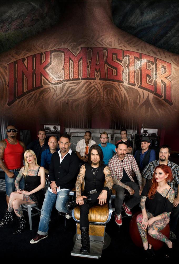 Watch Movie ink-master-season-12