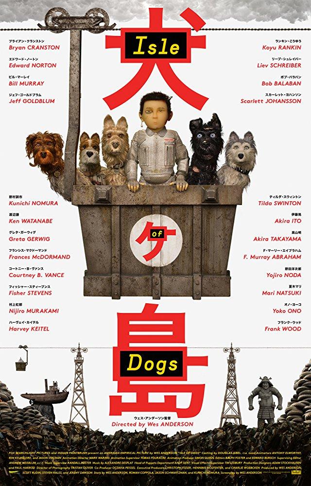 Watch Movie isle-of-dogs-2018