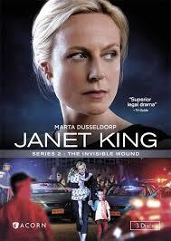 Janet King - Season 2