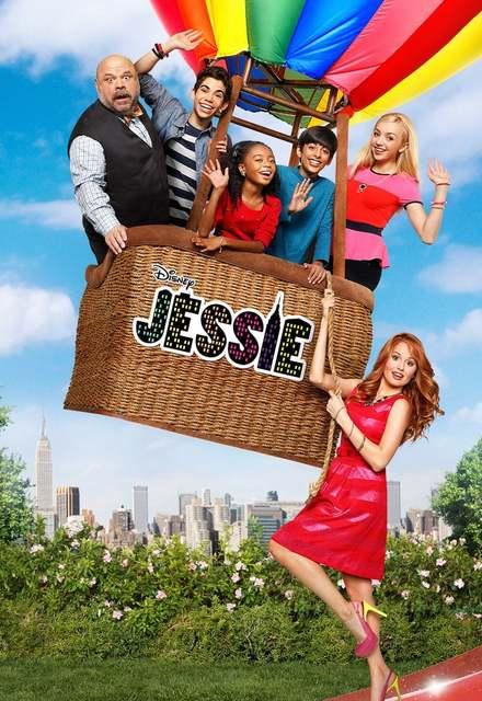 Watch Movie jessie-season-3