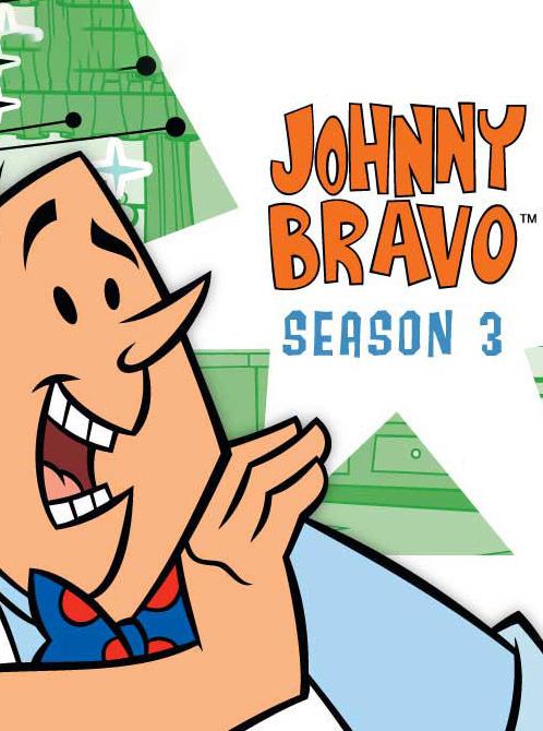 Watch Movie johnny-bravo-season-3