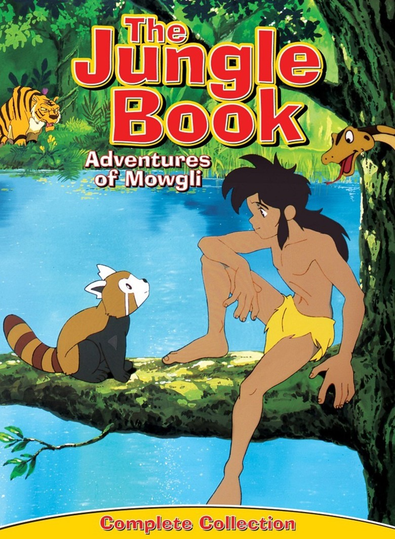 Watch Movie jungle-book-shounen-mowgli