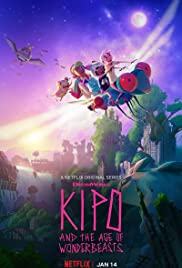 Kipo and the Age of the Wonderbeasts - Season 2