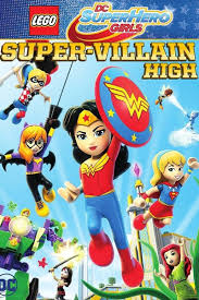 Watch Movie lego-dc-super-hero-girls-super-villain-high