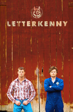 Watch Movie letterkenny-season-1