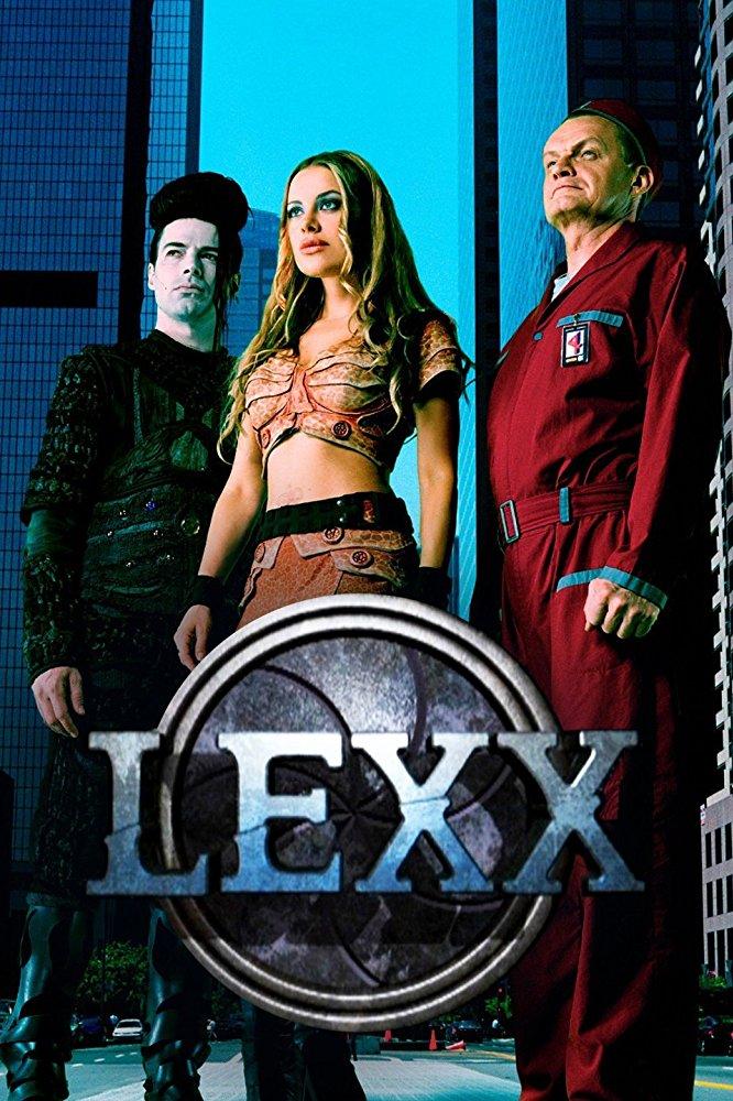 Watch Movie lexx-season-2