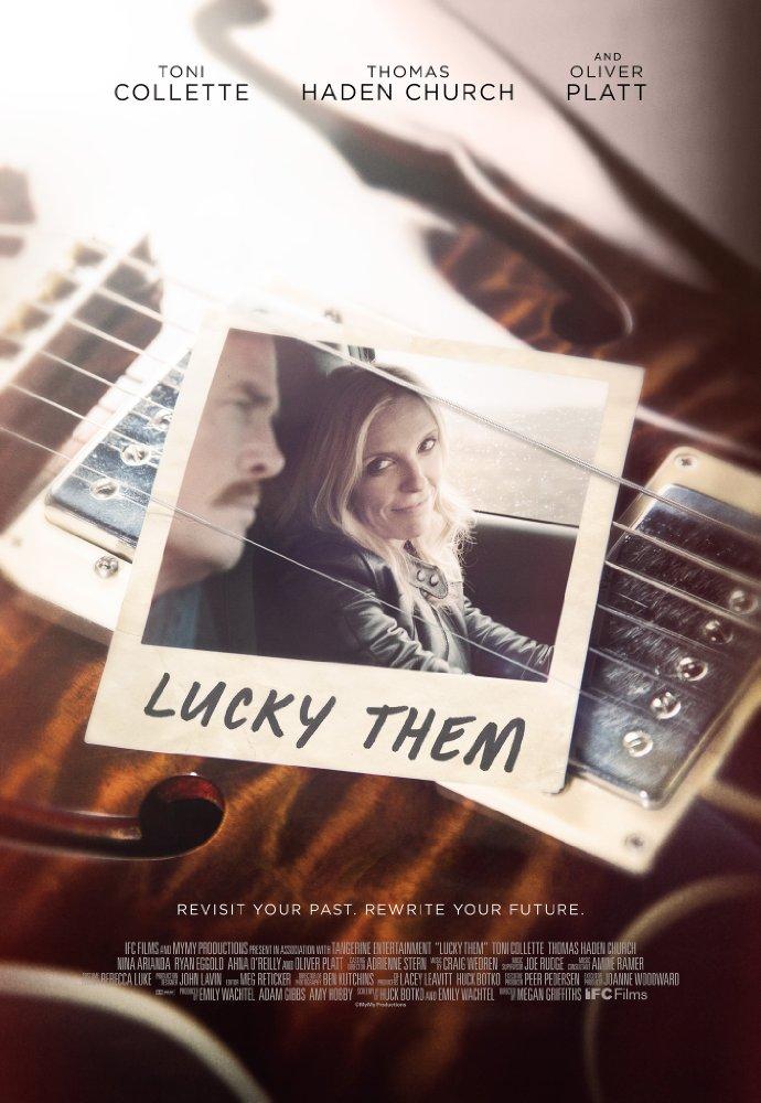 Watch Movie lucky-them