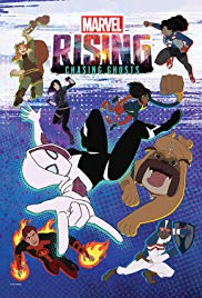 Watch Movie marvel-rising-chasing-ghosts