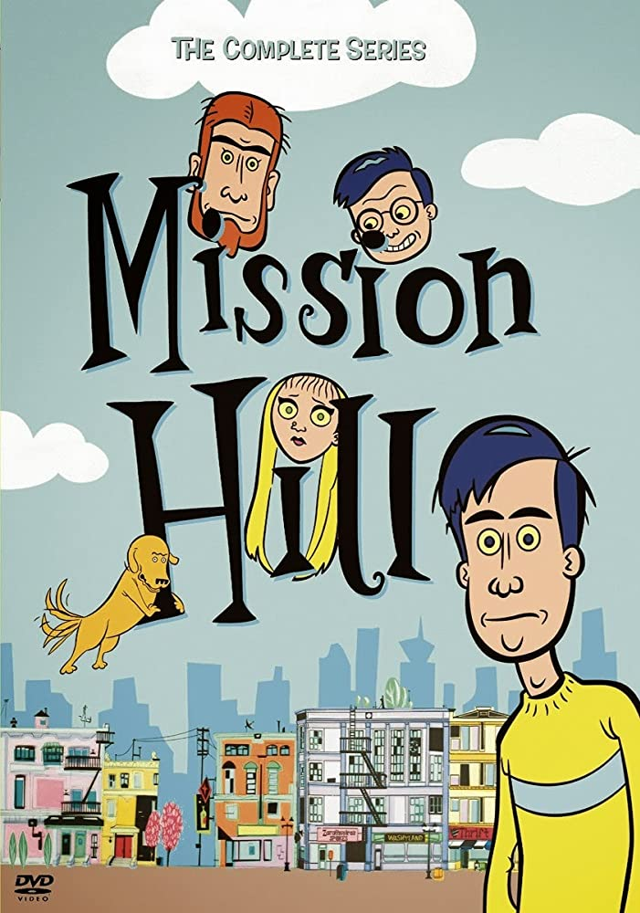 Watch Movie mission-hill-season-1