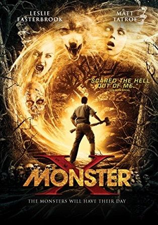 Watch Movie monster-x