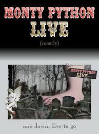 Watch Movie monty-python-live