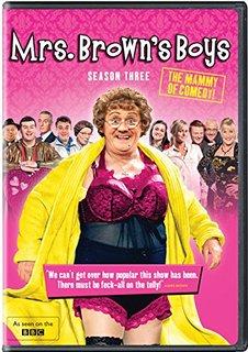 Mrs. Browns Boys - Season 3