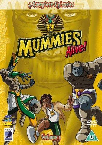 Watch Movie mummies-alive