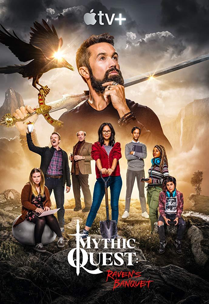 Watch Movie mythic-quest-raven-s-banquet-season-1