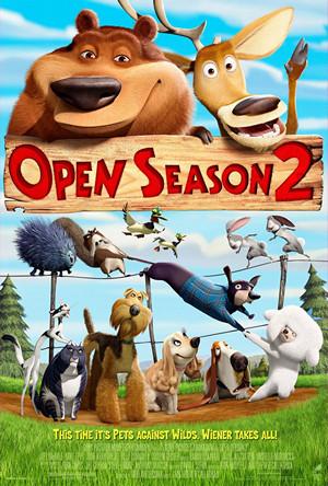 Watch Movie open-season-2