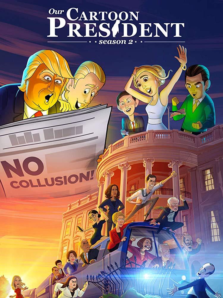 Watch Movie our-cartoon-president-season-3