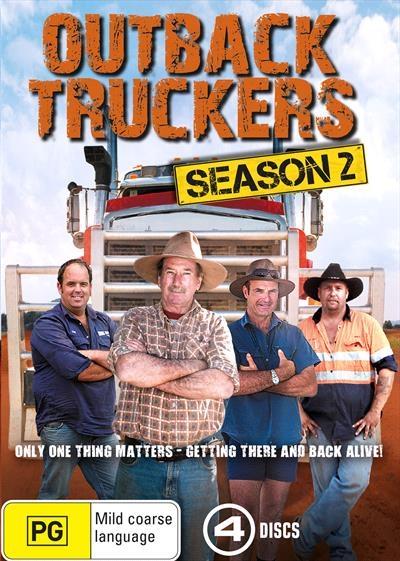 Outback Truckers - Season 8