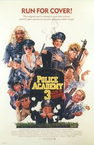 Watch Movie police-academy-3-back-in-training