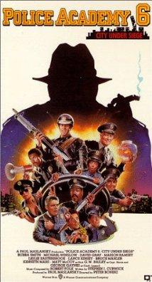 Watch Movie police-academy-6-city-under-siege