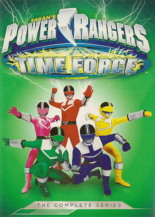 Watch Movie power-rangers-time-force