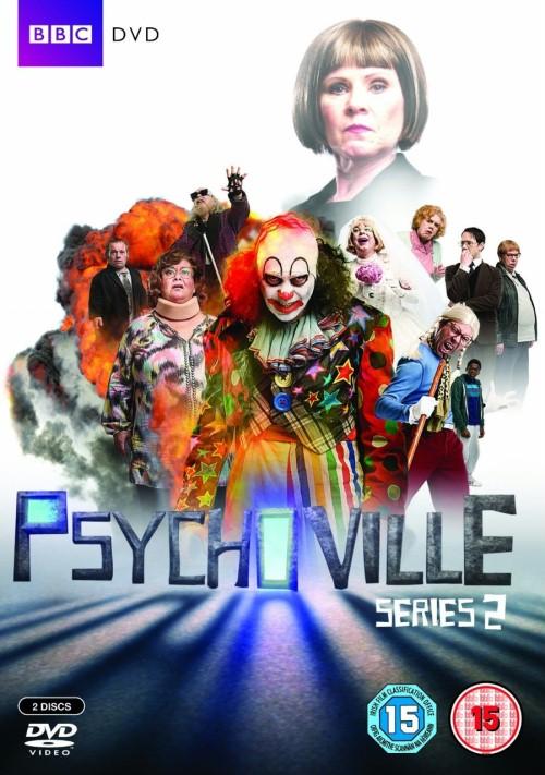Watch Movie psychoville-season-2