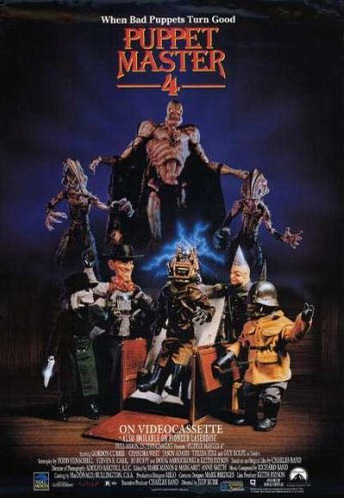 Watch Movie puppet-master-4