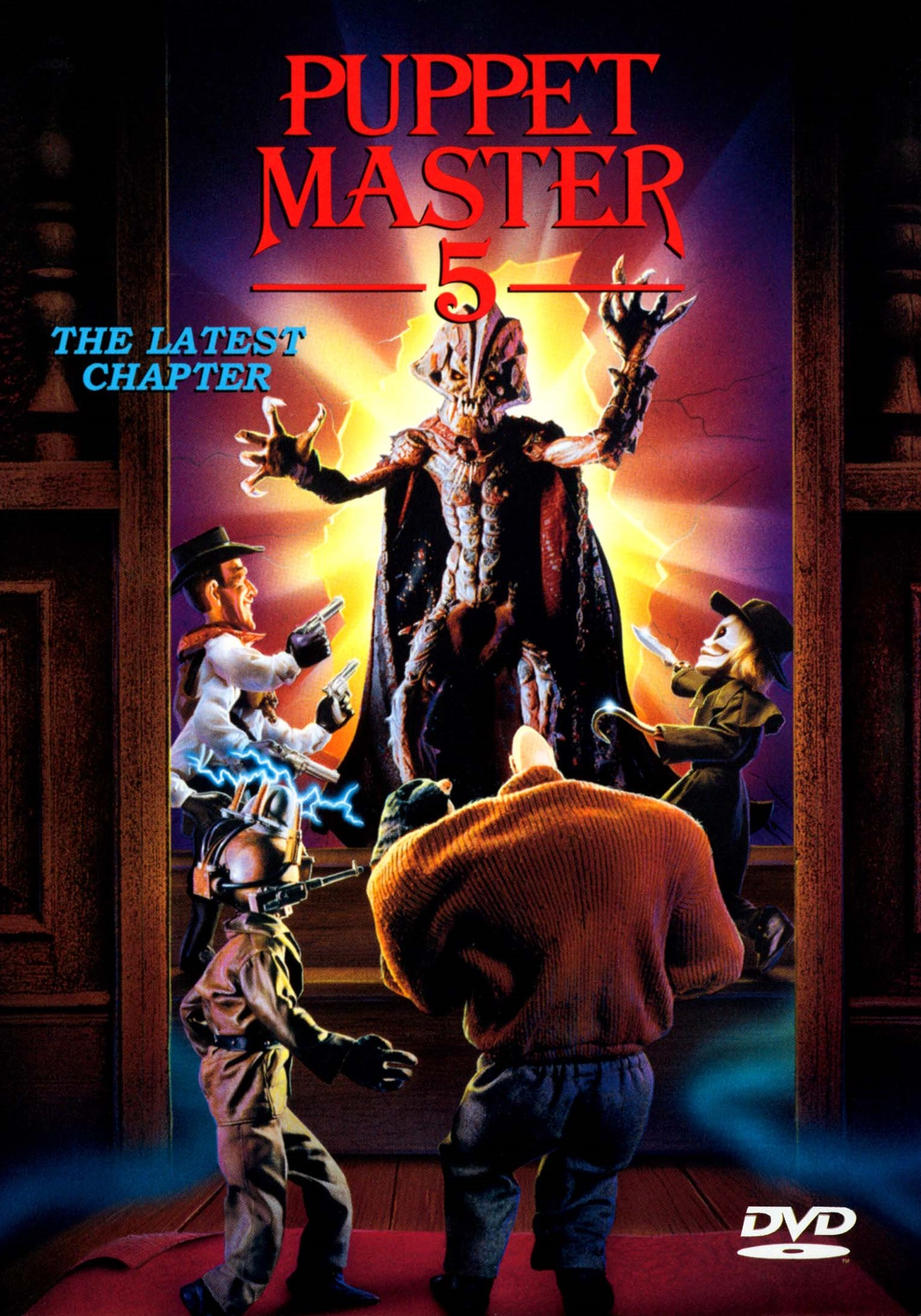 Watch Movie puppet-master-5-the-final-chapter