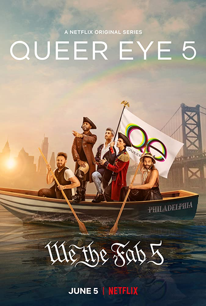 Watch Movie queer-eye-season-5