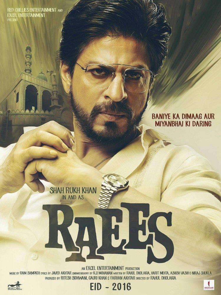 Watch Movie raees