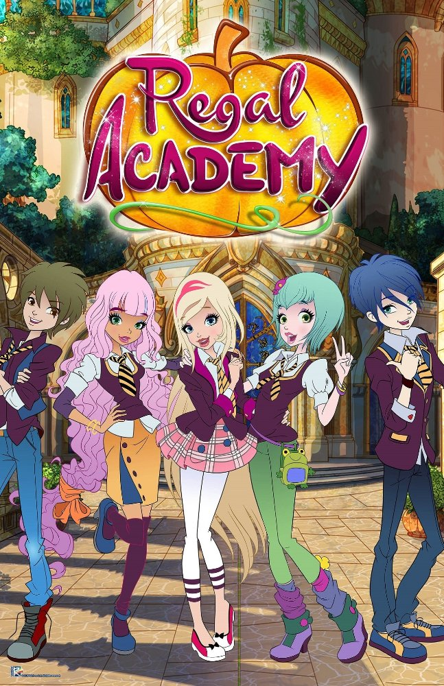 Watch Movie regal-academy-season-2