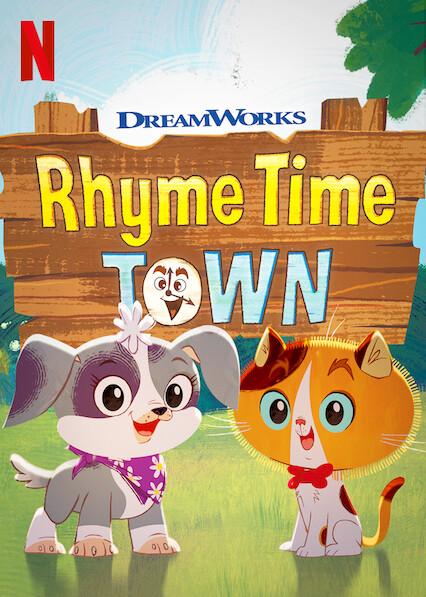 Rhyme Time Town - Season 1
