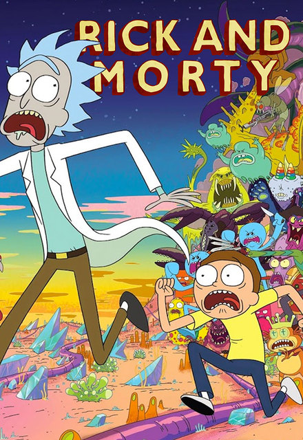 Watch Movie rick-and-morty-season-1