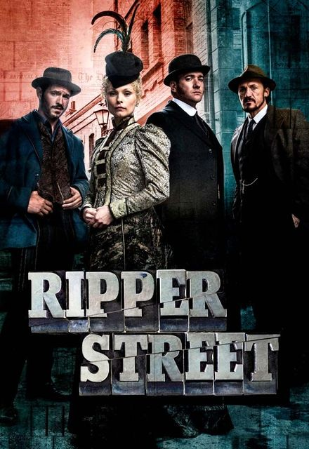 Watch Movie ripper-street-season-4