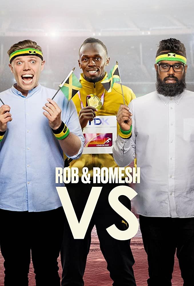 Rob & Romesh Vs - Season 2