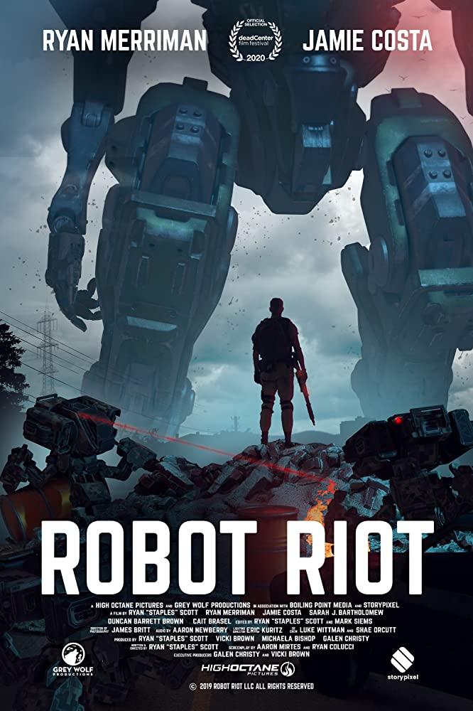 Watch Movie robot-riot