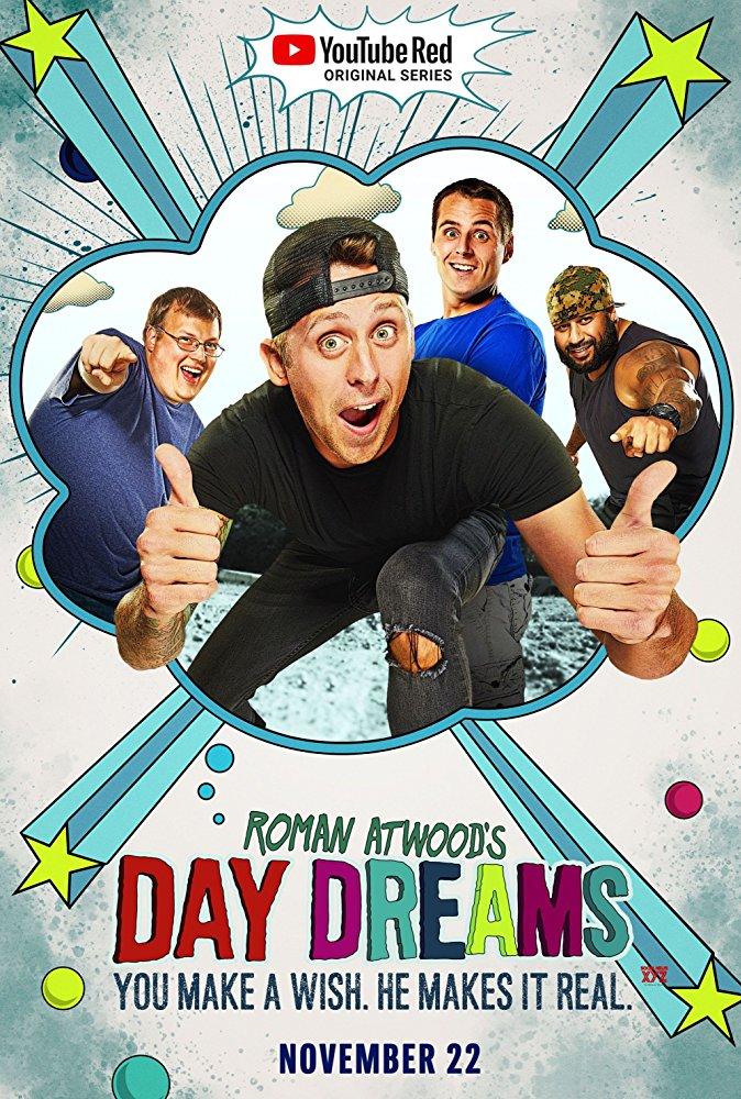 Watch Movie roman-atwood-s-day-dreams-season-1