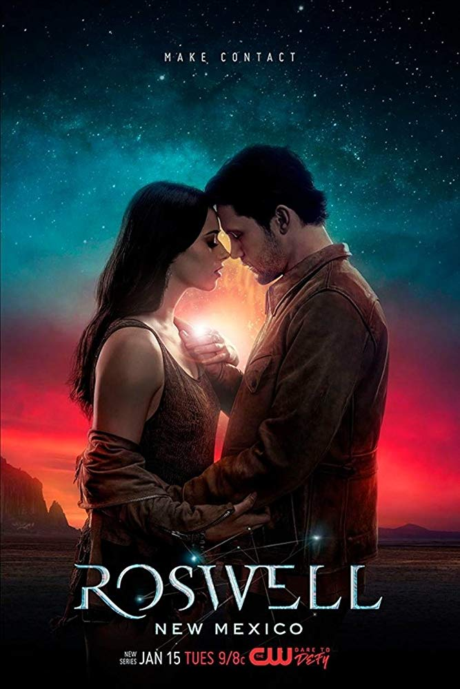 Watch Movie roswell-new-mexico-season-1