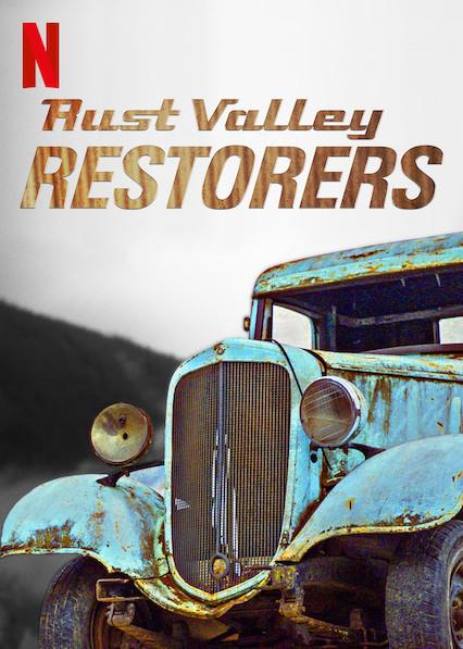 Rust Valley Restorers - Season 1