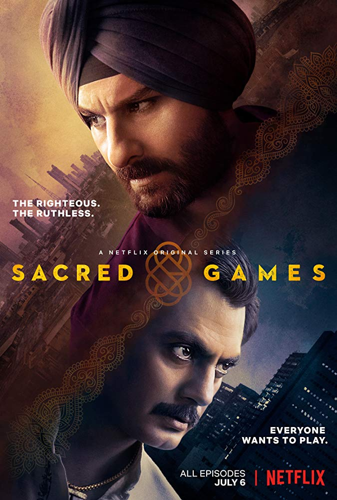 Watch Movie sacred-games-season-1