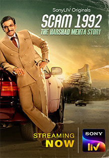 Scam 1992 - The Harshad Mehta Story - Season 1