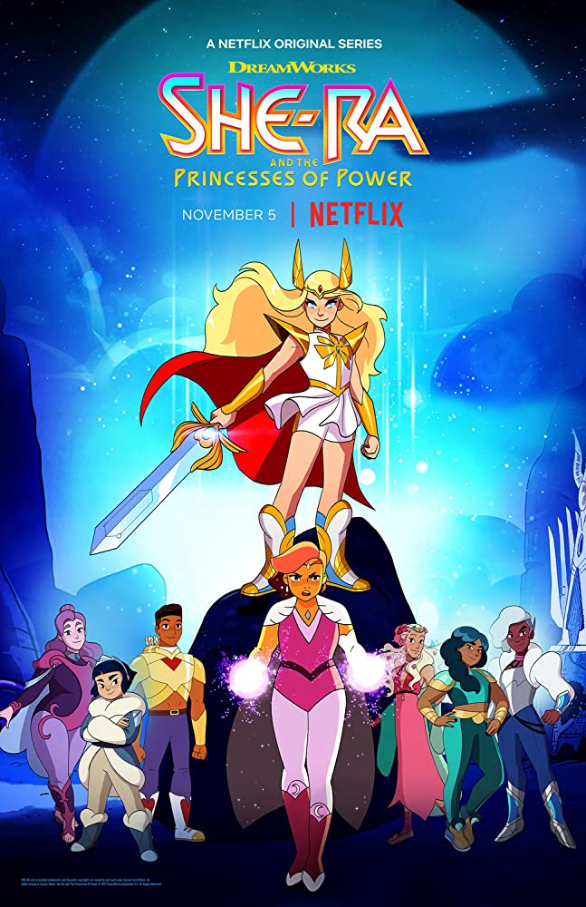Watch Movie she-ra-and-the-princesses-of-power-season-4