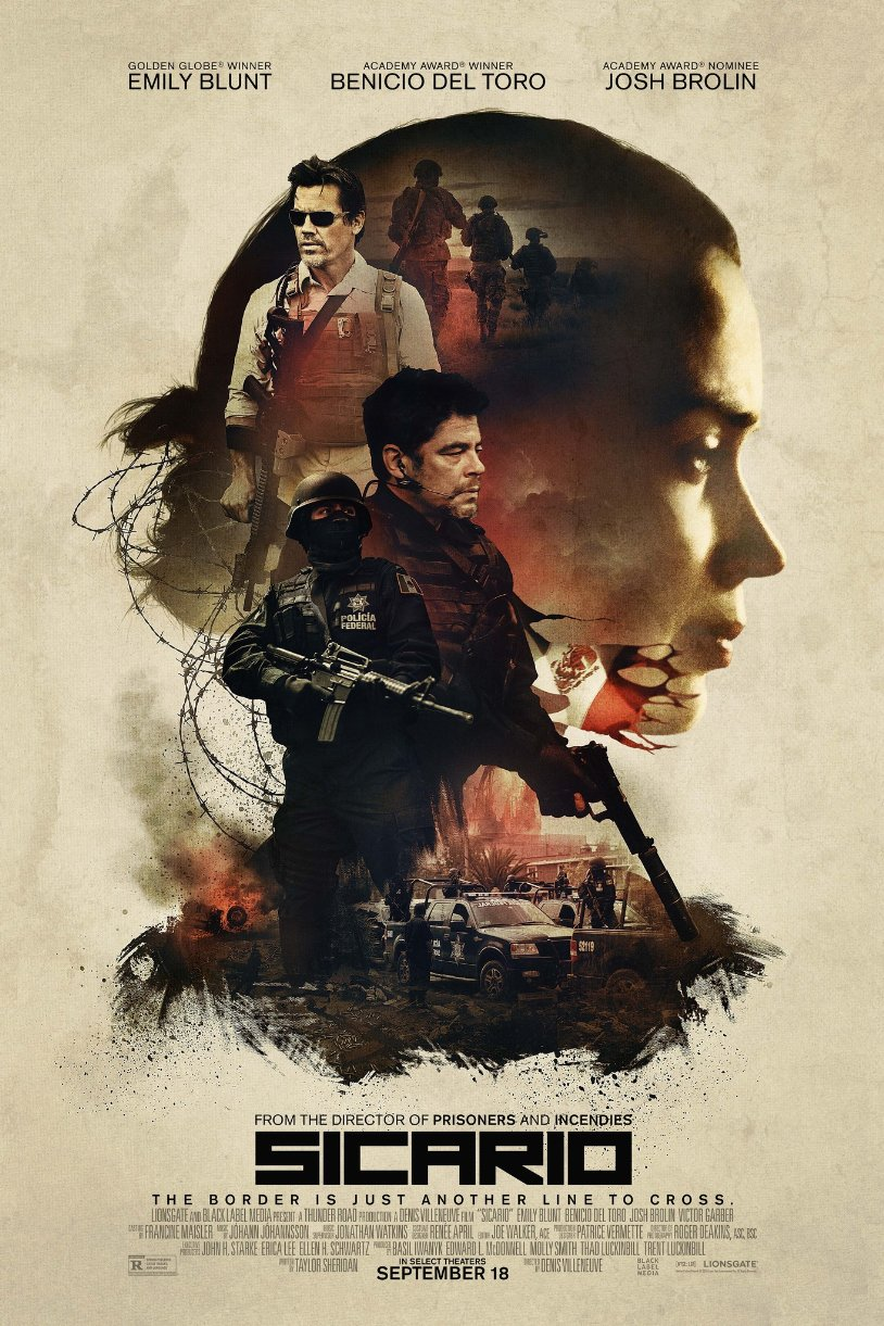 Watch Movie sicario